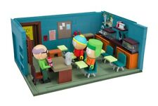SOUTH PARK MR. GARRISON'S CLASSROOM CONSTRUCTION SET MCFARLANE TOYS - OFFICIAL