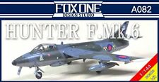 1/144 Cold War Fighter : Hawker Hunter Mk.6 [RAF]: Fox One Studio