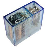 Finder 40.61.9.012.4000 Relais 12V DC 1xUM 16A 220R 250V AC Relay Print 855040