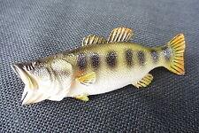 Bass Fish Knob Drawer Cabinet Pull Handle ~ Fishing Fisherman New ~ Home Cabin