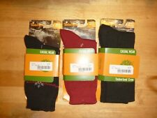 Lot of 3 Women's size 4-10  Timberland socks NWT