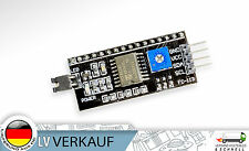 I2c-BACKPACK serial interface pcf8574t per 1602 -/2004-LCD 5v per Arduino PIC