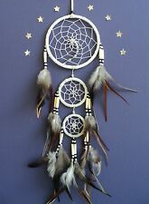 Dreamcatcher Apache Warrior Indian Magic Bead Traditional Dream Catcher Natural