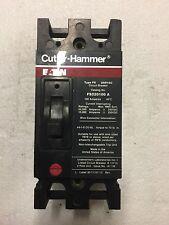CUTLER HAMMER FS220100A 2P 100 AMP 240 VOLT CIRCUIT BREAKER