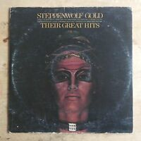 Steppenwolf Gold (Their Great Hits) 1971 Vinyl LP ABC/Dunhill Records DSX-50099
