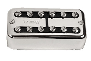 TV Jones Classic Universal Mount Nickel Neck Pickup FTN-UVNKL