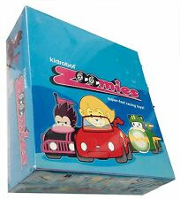 kidrobot ZOOMIES by Budnitz Factory Sealed Case 20 Blind Boxes Mystery Chase New