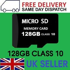 128GB Tarjeta Micro SD clase 10 TF Flash Memoria Mini SDHC SDXC - 128G-Nueva-UK