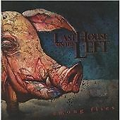 Last House On The Left - Among Flies (CD 2008) NEW/SEALED