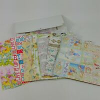 Christmas Vintage Gift Package Wrapping Paper & Tissue