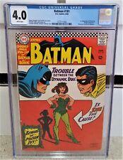Batman #181 (1966) CGC 4.0 - 1st appearance of Poison Ivy DC KEY