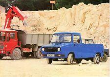 Leyland Sherpa 1979-80 UK Market Sales Brochure 200 230 250 255 Van Bus Pick Up