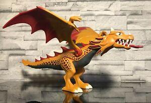 PLAYMOBIL Grand Dragon Jaune.