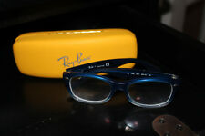 Ray-Ban Junior girls ombre blue Eyeglasses glasseS Frames 48 mm retail $113