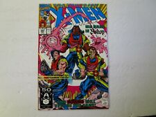 1991 UNCANNY X-MEN # 282 IN NEAR MINT (-), 1ST APPEAR. OF BISHOP