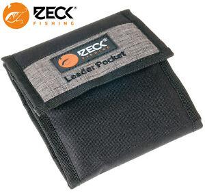 Zeck Leader Pocket - Vorfachtasche für Spinnvorfächer, Vorfachmappe