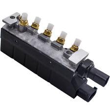 valvola elettrovalvola blocco di aspirazione per Q7 Cayenne 955 Touareg 3.0 7L0698014 Valvola di sospensione