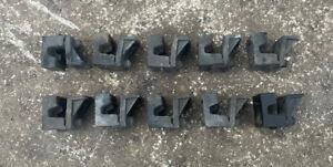 Vauxhall Corsa D VXR 07-14 10 Side Skirt Sideskirt Clamp Clips Mounting Brackets