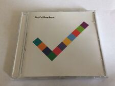 PET SHOP BOYS - YES - CD NEW & SEALED (FREE UK POST)