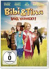 BIBI UND TINA 2 - Voll Verhext  -- DVD  NEU & OVP   04.09.2015