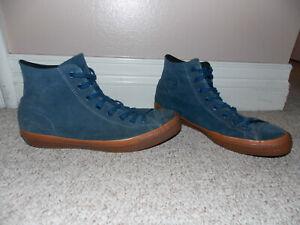 RARE!! Converse Chuck Taylor Suede High Top Skate Shoes