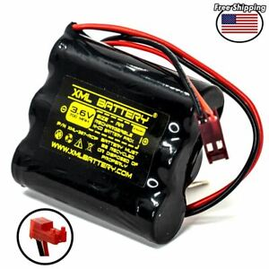3.6v 700mAh Ni-CD Rechargeable Battery Pack Replacement for Exit Sign Emergency