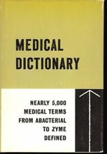 B0010QATGS Medical Dictionary Nearly 5,000 Medical Terms from Abacterial to Zym