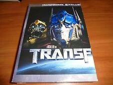 Transformers/Beginnings (Wal-Mart Exclusive 2 Disc DVD Box Set) Used