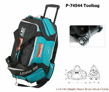 Makita P-74544 Super Heavy Weight Tool Bag with Trolley Cart (Brand NEW)