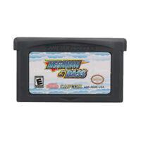 Mega Man & Bass GBA Game Boy Advance Cartridge USA English