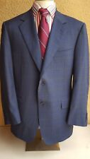 CANALI Houndstooth  Multi-color Plaids 2 Button Dual Vent Wool Sport Coat Italy