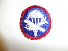 b0156 WW 2 US Army EM NCO Airborne Parachute Infantry PIR cap patch A5A8