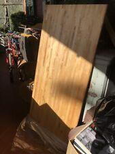 Solid Hardwood Bench Top