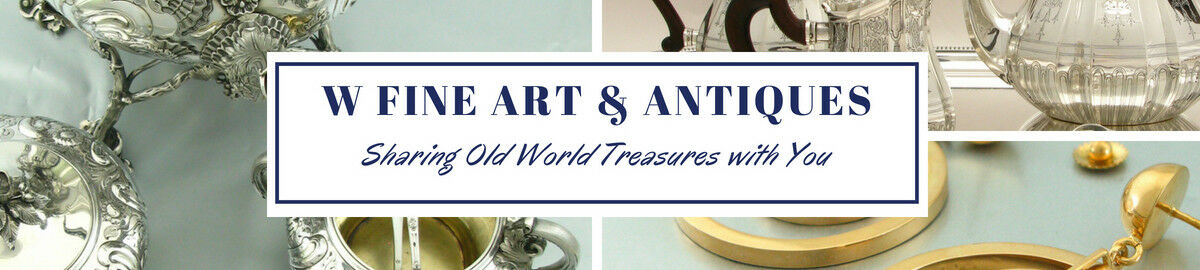 W Fine Art and Antiques
