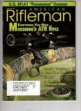 American Rifleman Magazine NRA Nov 2005 Mossberg ATR Rifle Ruger Vaquero
