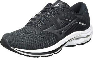 Mizuno Running Shoes Wave Inspire 17 Mens Black White