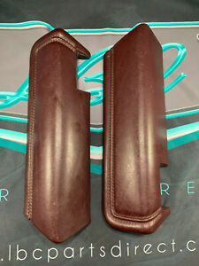 1978 - 1988 Chevrolet Monte Malibu Cutlass Regal GBODY Rear Armrest pad OEM PAIR