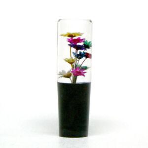 JDM 100mm suichuuka dried flower shift knob gear knob - fits 12x1.25 or 10x1.25