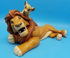 WDCC Walt Disney Lion King Pals Forever Mufasa Simba Trowel NIB COA 1995 Lmtd