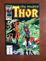 Thor #347 (1984) 7.5 VF Marvel Key Issue Copper Age Comic Book High Grade