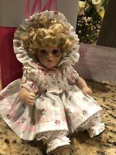 Marie Osmond MARY SUNSHINE TWO-FACED TINY TOT (2002) Porcelain Doll W/ COA etc