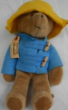 Paddington Teddy Bear Eden Toys Inc. 1975