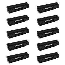10x New Hi-Yield Toner For HP 83X CF283X LaserJet Pro M201N M201DW M225DN M225DW