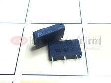 RB105-DE DC24V PCB Mount SPST NO Relay 5A 24V 4 Pins x2PCS NEW