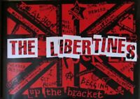 THE LIBERTINES -Union Jack-Poster-Laminated available-90cm x 60cm-Brand New