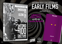 ANTONIO BIDO COLL #01 - EARLY FILMS (DVD + Booklet) [Italia Segreta 03]