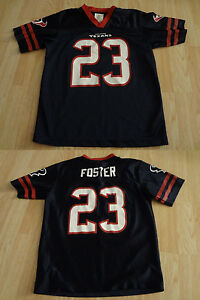 Youth Houston Texans Arian Foster L (12/14) Jersey NFL Team Apparel Jersey