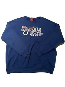 Nfl Colts Super Bowl XLI Crewneck
