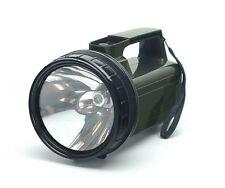 US Blocktaschenlampe Taschenlampe Lampe Strahler Handscheinwerfer Oliv 20cm