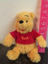 "Walt Disney World Winnie The Pooh 9"" Stuffed Animal Toy Soft"